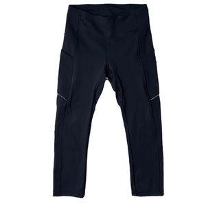 Lululemon Align Black Pocket Cropped Capri Legging